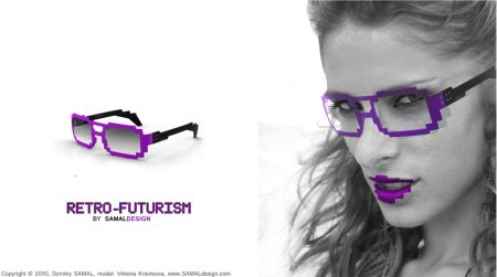 Pixeled Eyewears @ ShockBlast