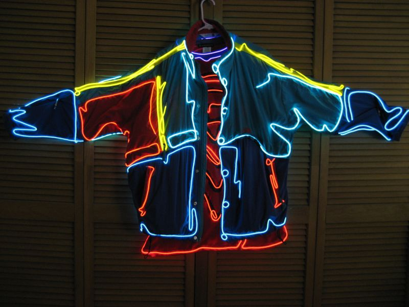 Dope Neon Clothing @ ShockBlast