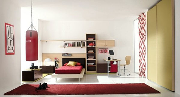Some room ideas for teenage boys ShockBlast