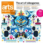Computer Arts Projects Covers   dailyshit design    style magazine digital art    ShockBlast