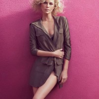 Charlize Theron x  Elle France @ ShockBlast