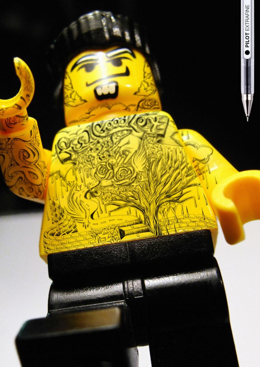 Tattood LEGOz @ ShockBlast