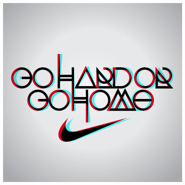Nike 2010 Typography Projects @ ShockBlast