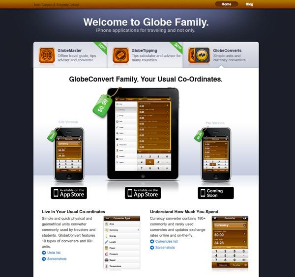 Web Design shocked websites
