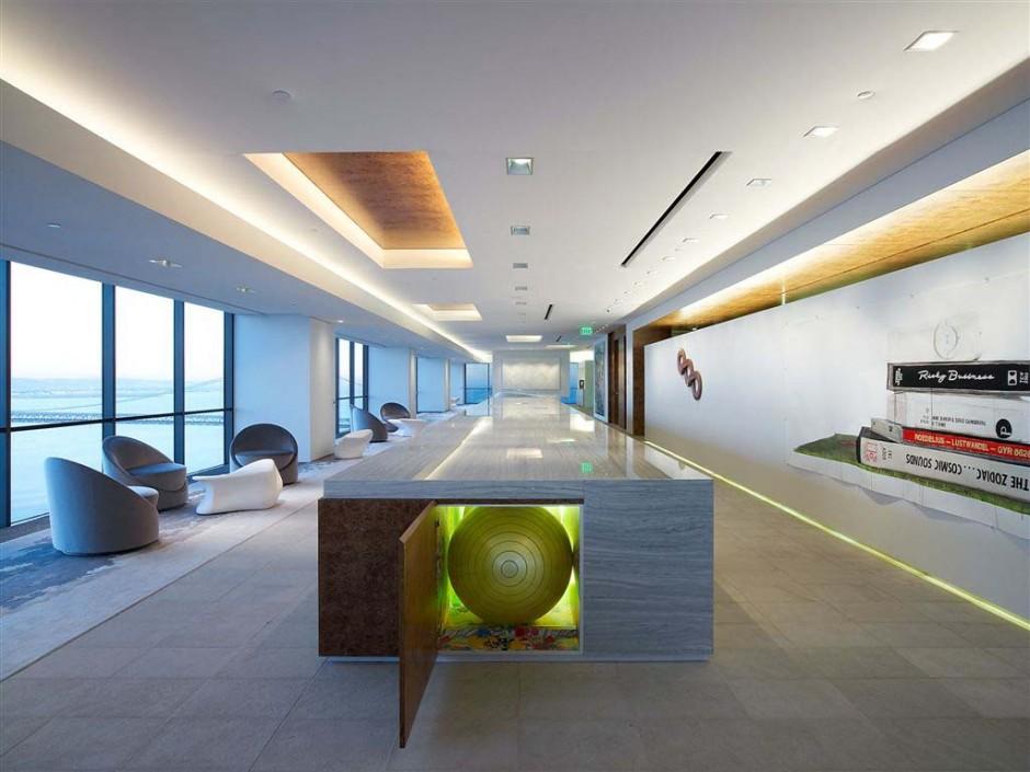 Beautiful office shockblast for Beautiful office design
