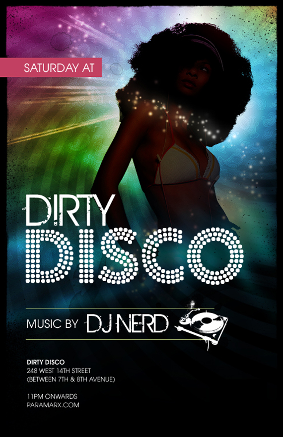 club party flyers 03   shockblast
