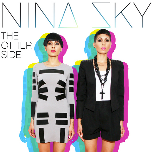Nina Sky   The other side @ ShockBlast