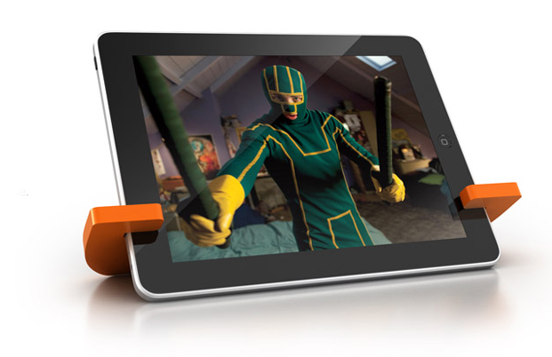 The MoviePeg x iPad/iPhone @ ShockBlast