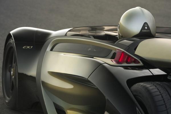 Peugeot EX1   dailyshit design       ShockBlast