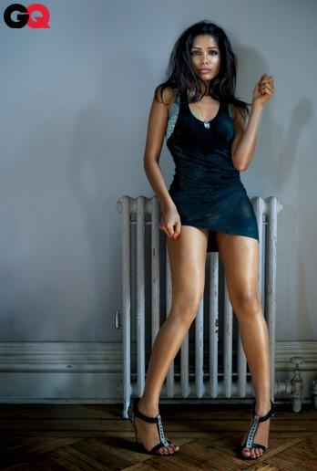 Freida Pinto x GQ   photography dailyshit fashion       ShockBlast