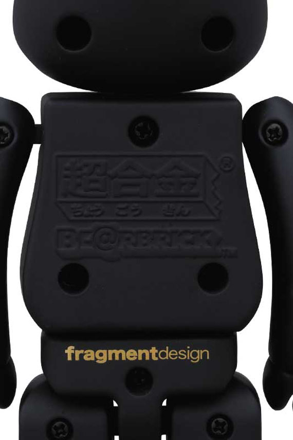 Medicom Toy x fragment design @ ShockBlast