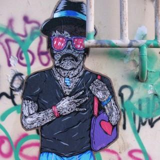 Zombies and insane stuff by Saddo
