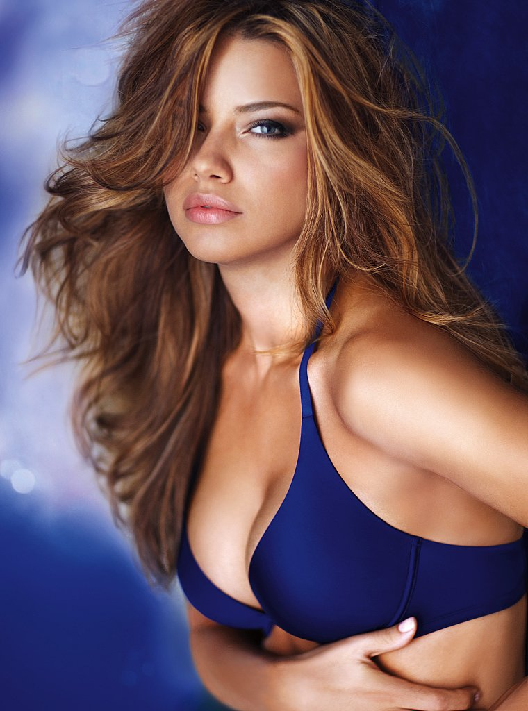 Adriana Lima – Victoria's Secret 2010 Photoshoot