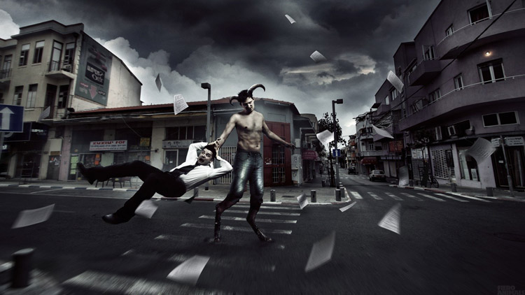 Selection of photo manipulation    worx @ ShockBlast