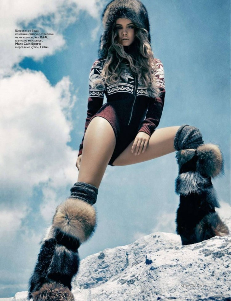 Barbara Palvin x Vogue Russia @ ShockBlast