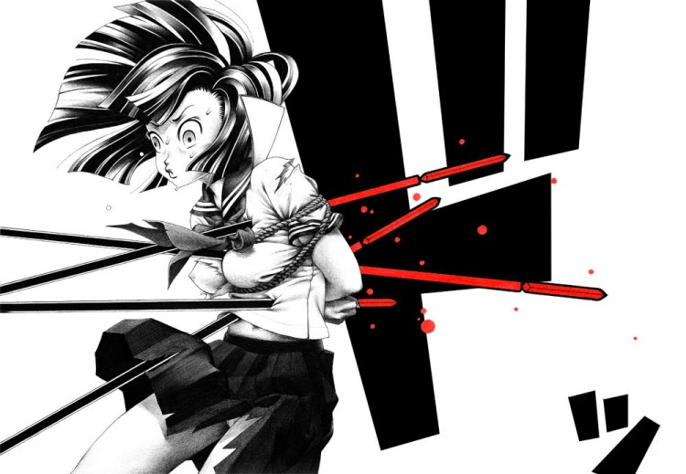 Shohei Otomo    worx @ ShockBlast