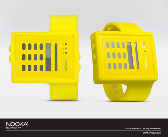 Nooka Zub Zayu   dailyshit design    watch Stuff nooka    ShockBlast