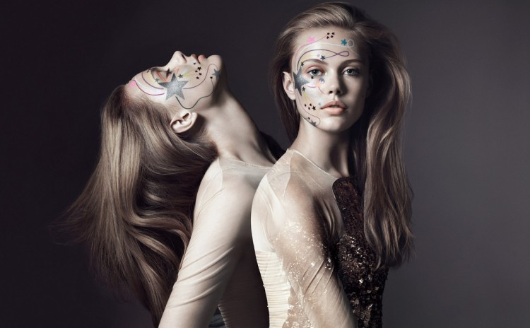 Frida Gustavsson x Vogue UK December 2010 @ ShockBlast