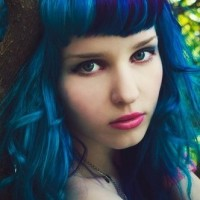 Girls w/ Blue Hair @ ShockBlast