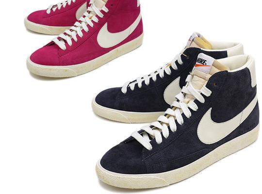 Nike Blazer Hi Vintage Spring 2011 Shockblast