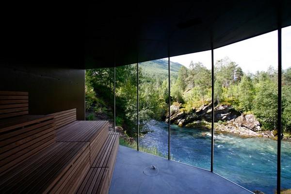 Juvet Landscape Hotel   dailyshit architecture       ShockBlast
