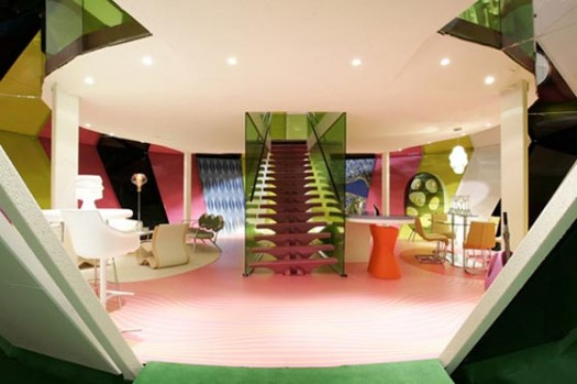 ShockBlast The Kit 24 House With High Art Interiors For