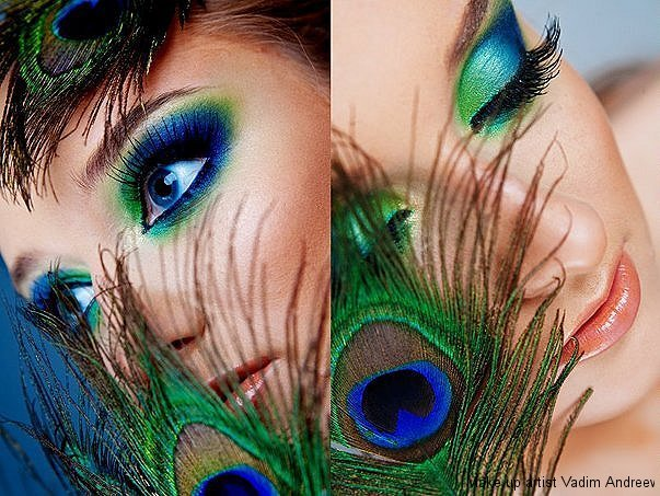 Vadim Andreev    make up   photography dailyshit fashion       ShockBlast