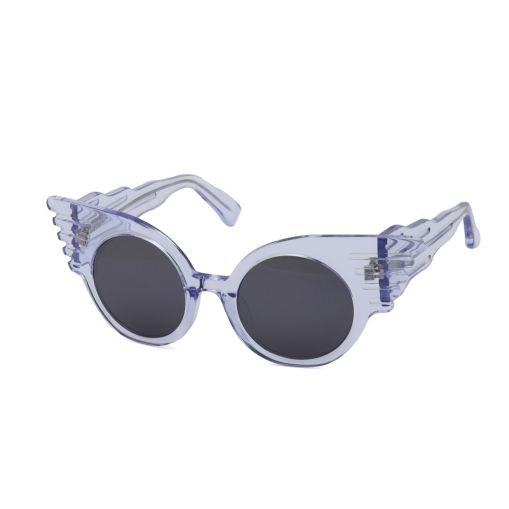 Jeremy Scott x Linda Farrow Sunglasses S/S 2011   dailyshit design       ShockBlast