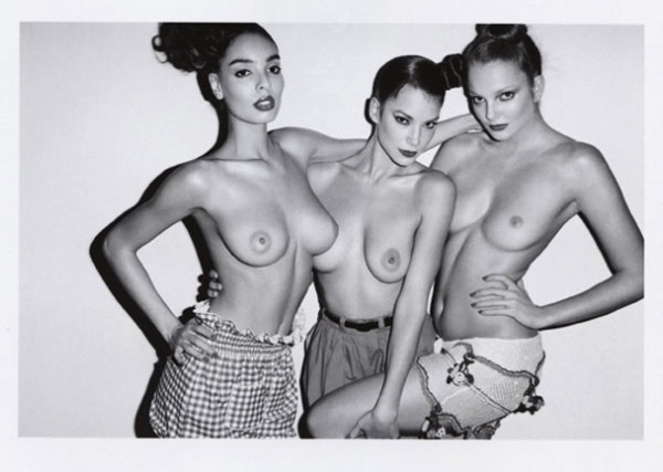 Terry Richardson x  Purple Mag 2011 @ ShockBlast