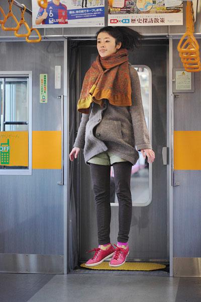 Natsumi Hayashi    photography   dailyshit design       ShockBlast