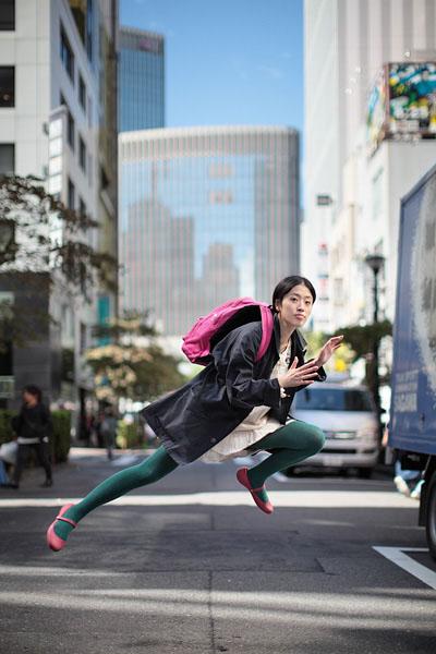 Natsumi Hayashi    photography @ ShockBlast