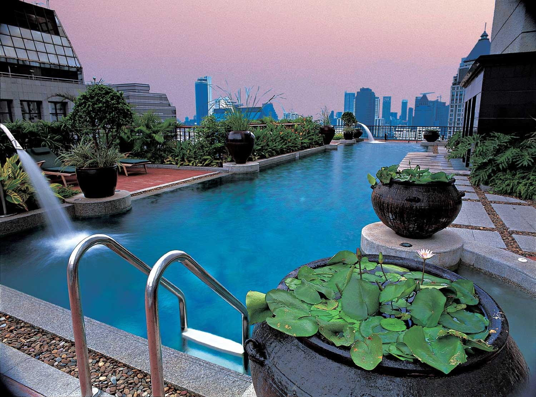 Banyan Tree Bangkok Bangkok, Thailand: m