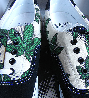 "Ludwig Van x Vans Deadstock Canvas ""Mary Janes"" @ ShockBlast"
