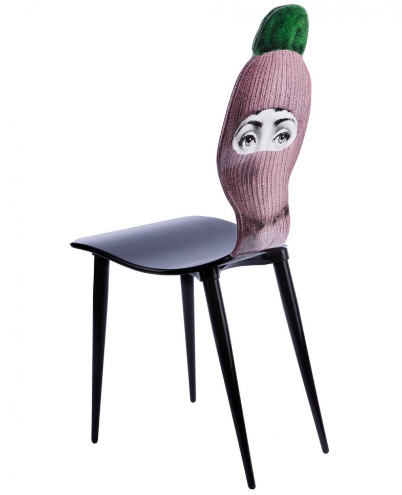 Wooden Chair by Fornasetti @ ShockBlast