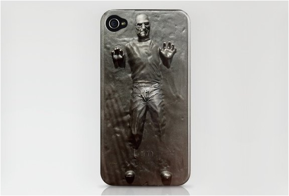 Steve Jobs in Carbonite @ ShockBlast