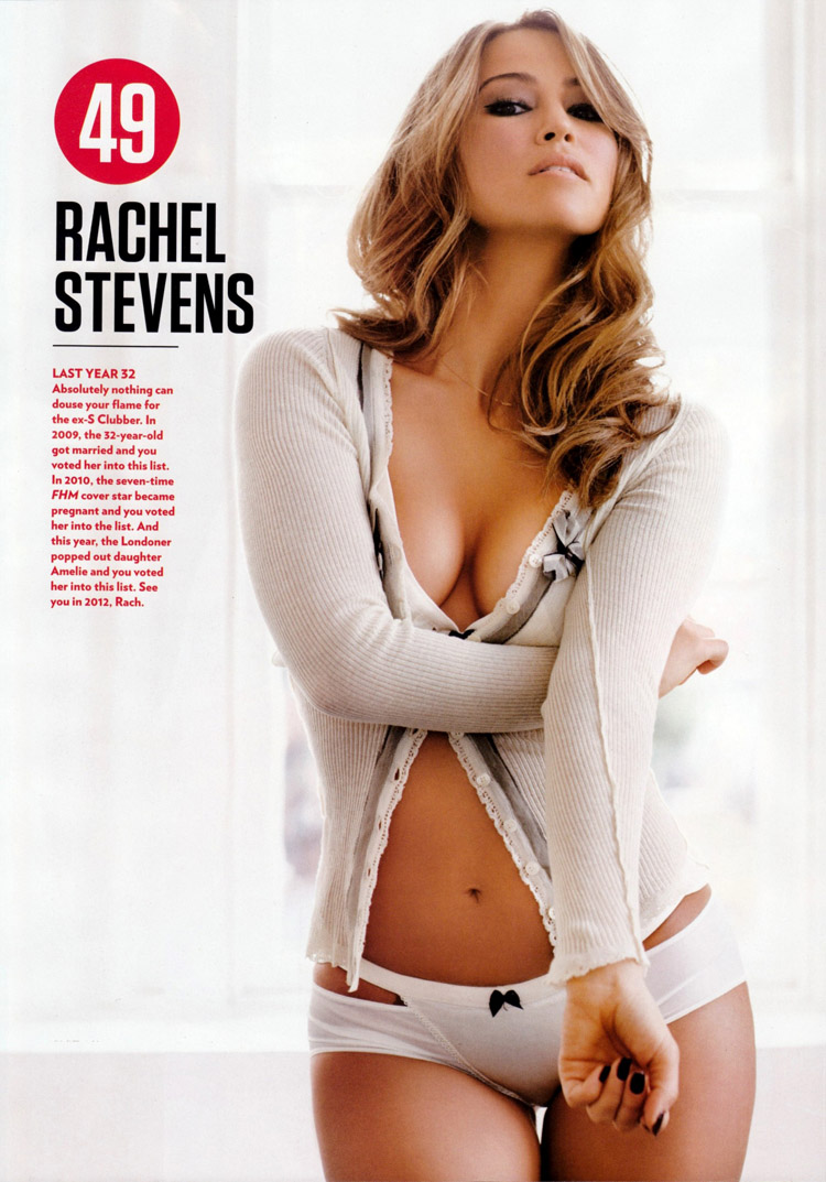 100 Sexiest Women In The World 2011