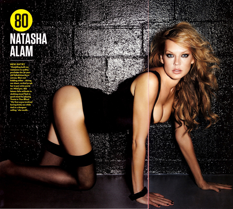 Top 100 sexiest women in the world