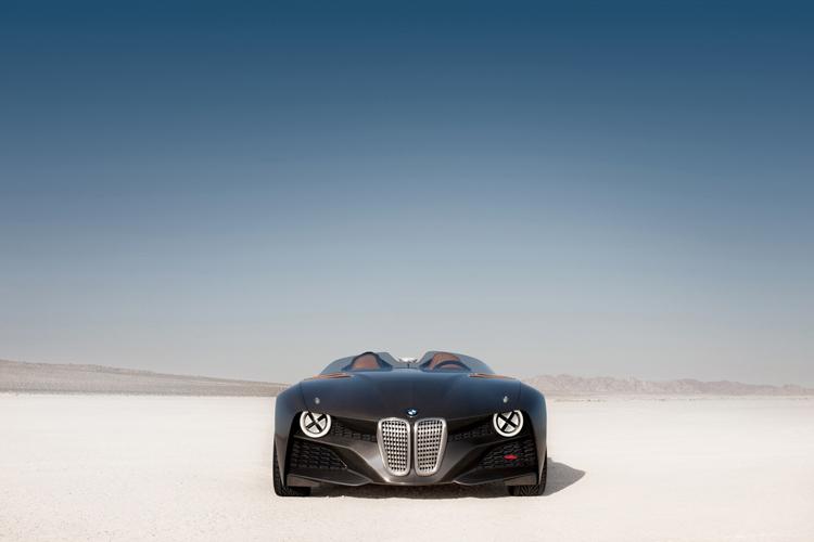 BMW 328 Hommage @ ShockBlast