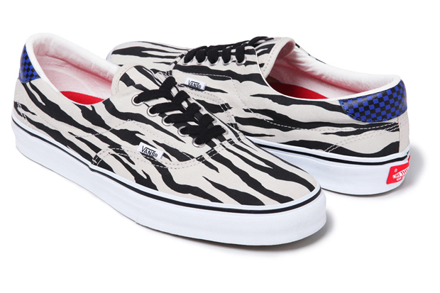 Supreme x Vans Summer 2011 Collection   dailyshit fashion    vans Supreme summer shoes era collection chukka 2011    ShockBlast