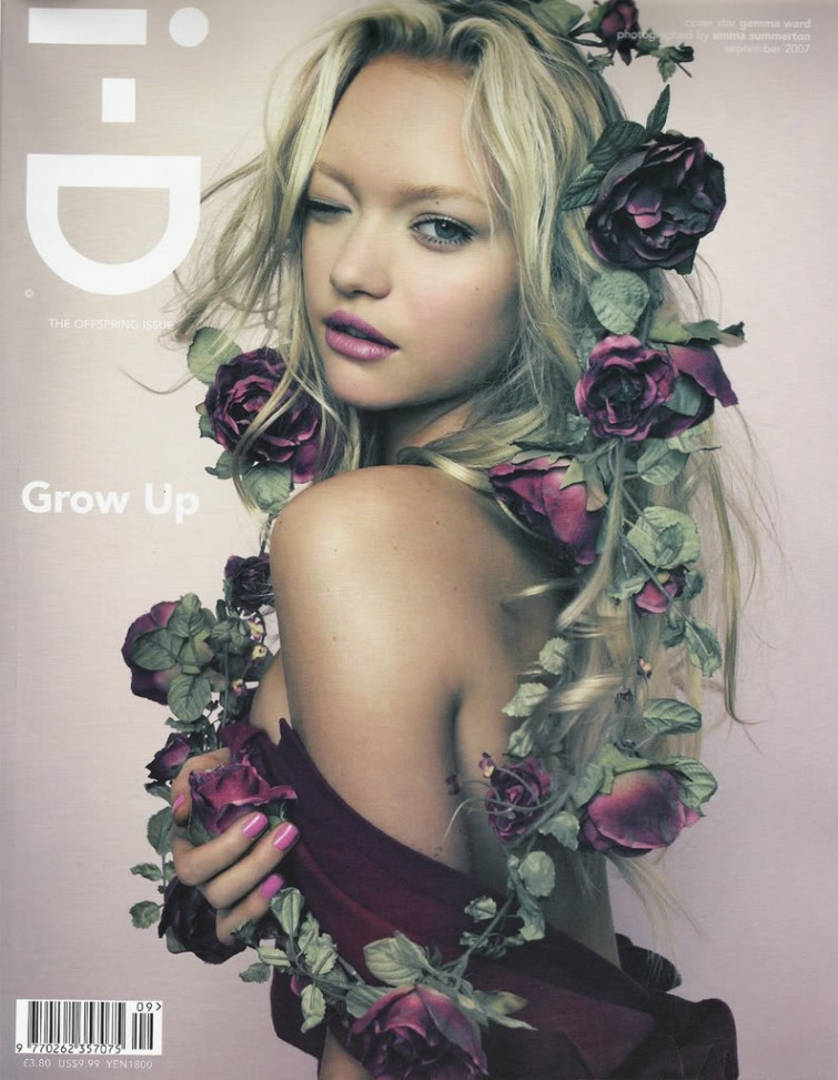 gemma ward photography. Gemma Ward, Anja Rubik,