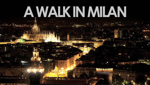 A Walk in Milano @ ShockBlast