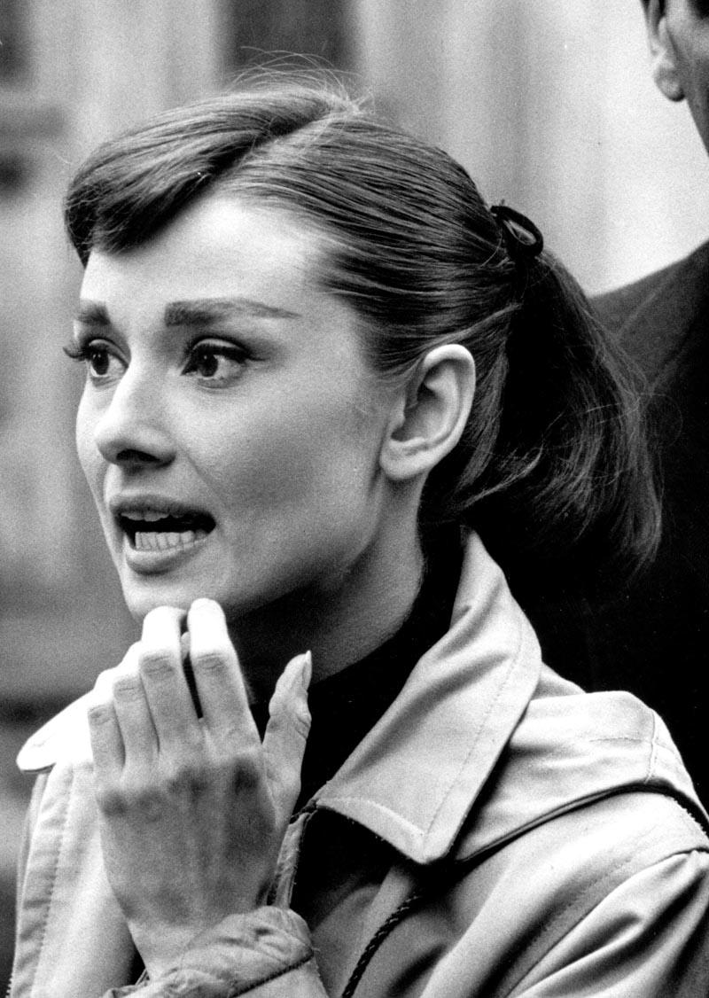 Audrey Hepburn Shockblast