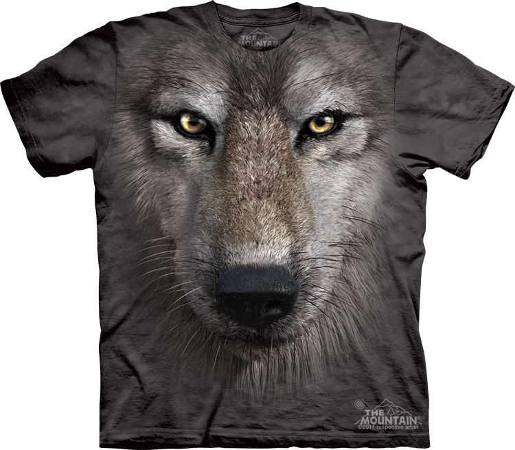 Animal Face Tees @ ShockBlast