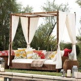 Outdoor Canopy Beds @ ShockBlast