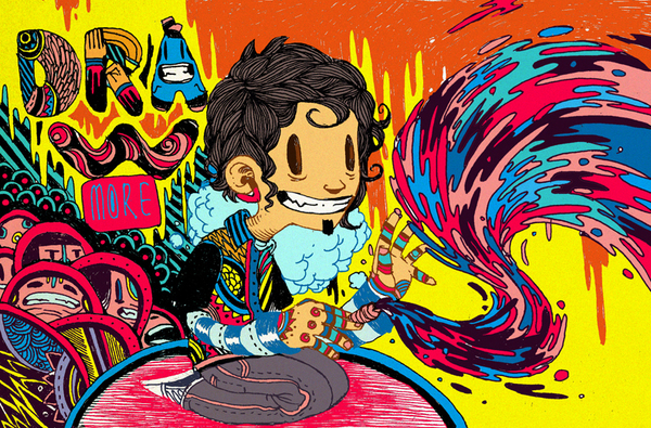 ShockBlast-raul-urias-cmyk-illustration-7