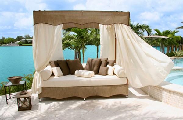 Canopy Bed Outdoor outdoor canopy beds - shockblast