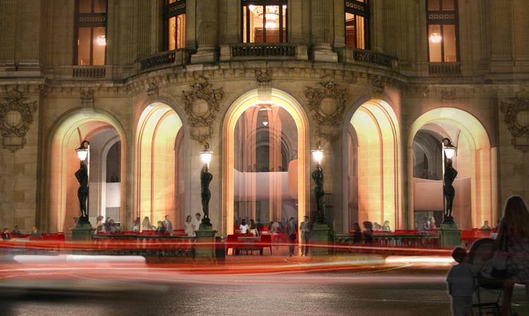 L Opera Restaurant In Paris Shockblast