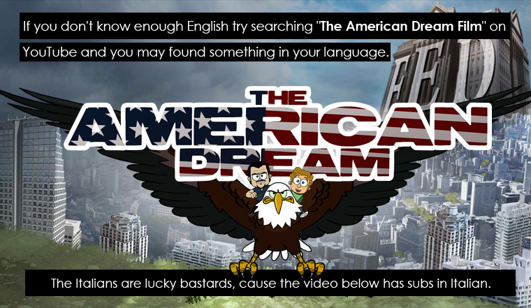 The American Dream Film @ ShockBlast