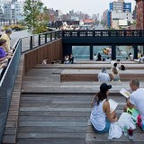 High Line in New York City @ ShockBlast