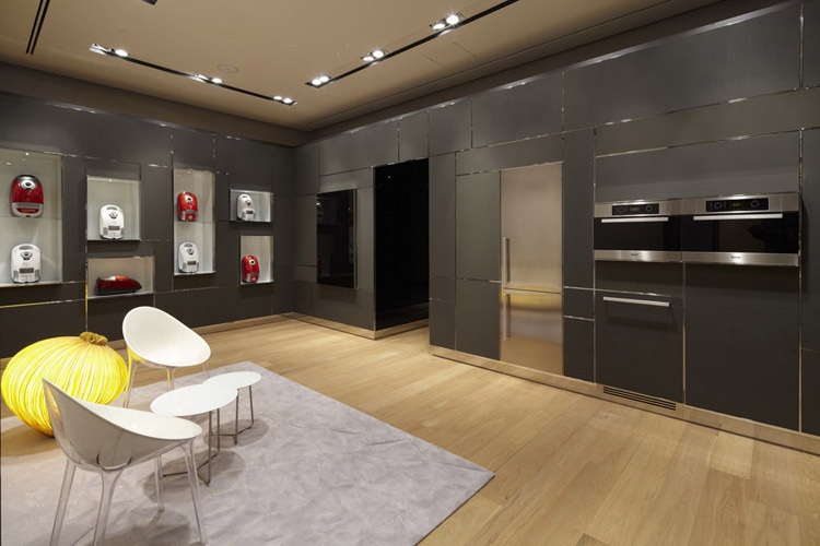 Miele Dream House in Shanghai @ ShockBlast
